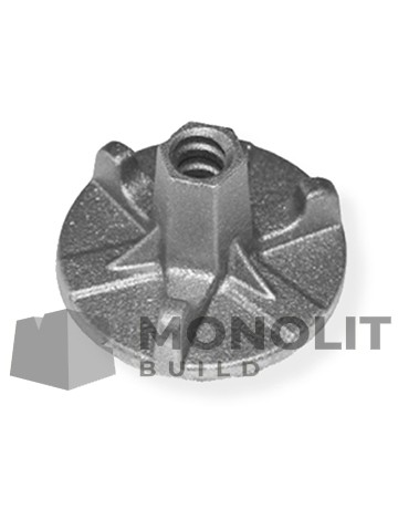Nut for formwork