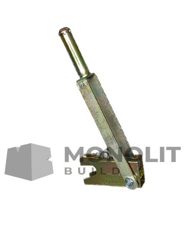Clamping wrench for spring clamping