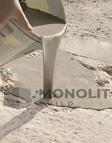 Self-leveling Teknogrout EX